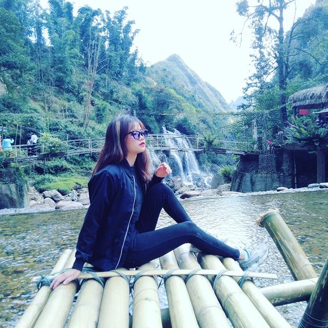 Cô gái tuổi 20 rất thích đi du lịch một mình