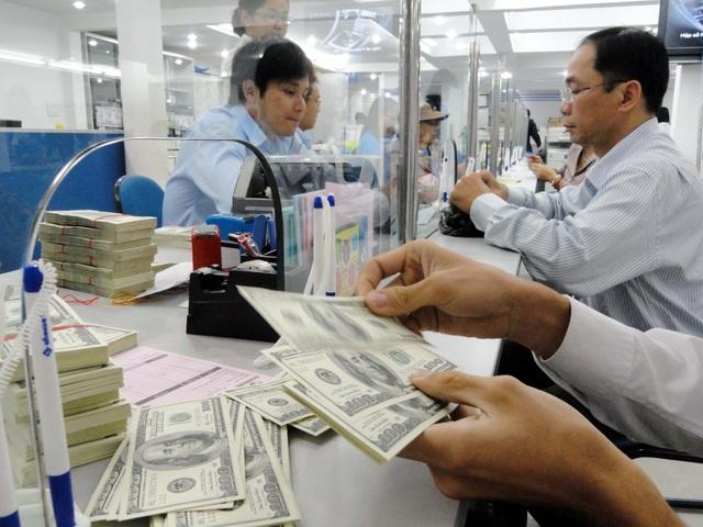 Dự trữ ngoại hối đạt 45 tỷ USD, mức dự trữ ngoại hối cao nhất từ trước đến nay của Việt Nam được công bố.