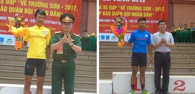 Sau 4 chặng đua, vận động viên Nguyễn Cường Khang của đội trẻ TP. HCM tiếp tục xuất sắc giành áo vàng, áo xanh thuộc về vận động viên Lê Nguyệt Minh của Đội Anh văn Hội Việt Mỹ TP.HCM