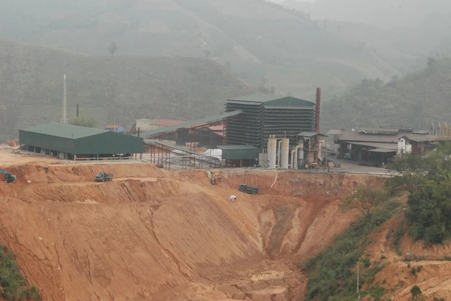 Hàng trăm tấn dứa bị thối do ô nhiễm khói nhà máy - 4