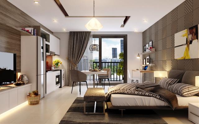 Tân Hoàng Minh và Vinhomes giới thiệu dòng sản phẩm SOHO (Small Office Home Office) tại tổ hợp căn hộ hiện đại D'.Capitale - Trần Duy Hưng