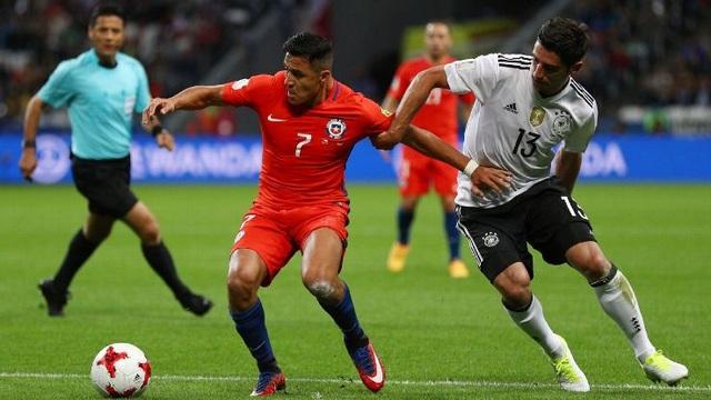 Trận chung kết Confederations Cup 2017 hứa hẹn cân sức cân tài