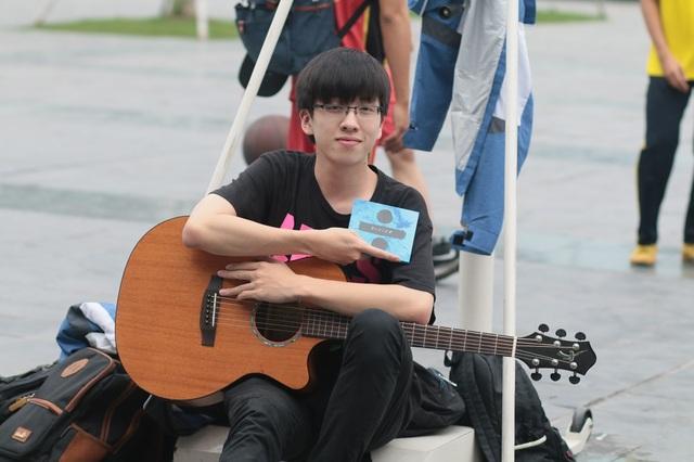 Chu Đức Anh là gương mặt học sinh nổi bật ở trường THPT Chuyên Bắc Ninh.