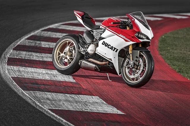 Ducati 1299 Panigale S Anniversario - Dấu ấn 90 năm - 6