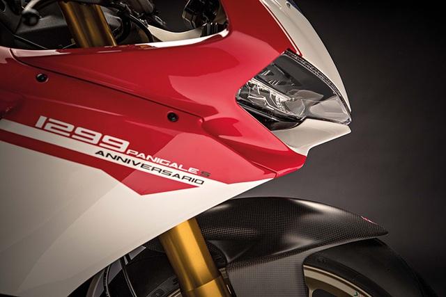 Ducati 1299 Panigale S Anniversario - Dấu ấn 90 năm - 9