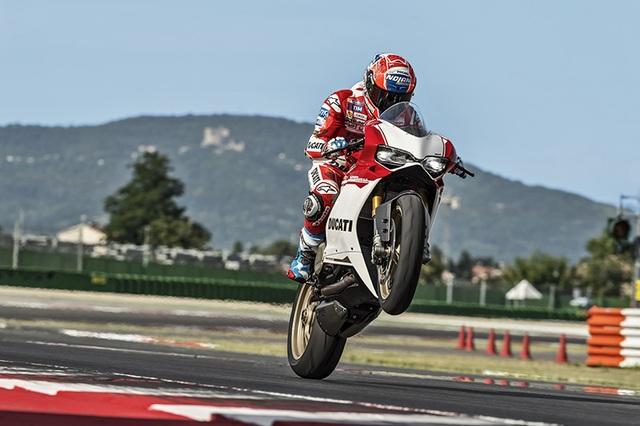 Ducati 1299 Panigale S Anniversario - Dấu ấn 90 năm - 15