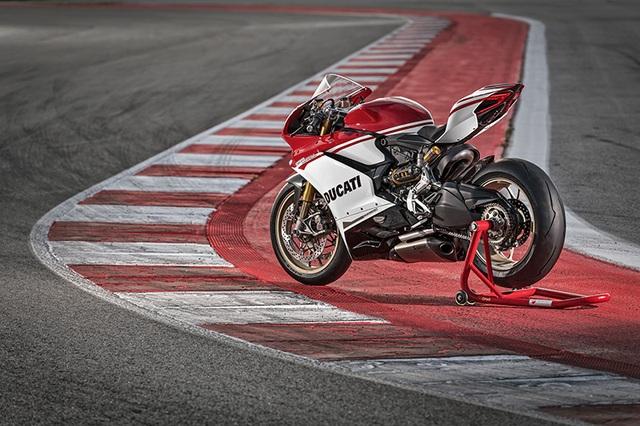 Ducati 1299 Panigale S Anniversario - Dấu ấn 90 năm - 3