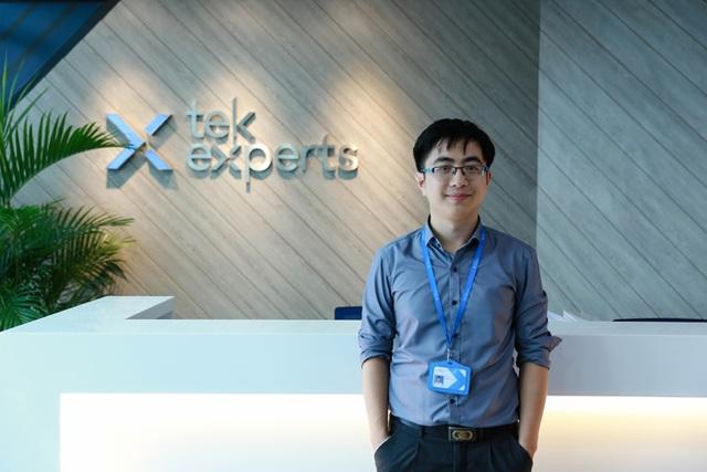 Trương Quang Dũng – Trưởng phòng phụ trách nhóm kĩ sư hỗ trợ khách hàng