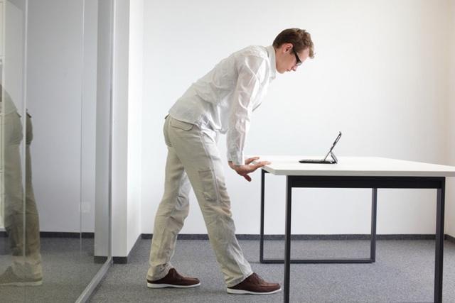 Cố gắng đứng nhiều hơn khi làm việc? - 1