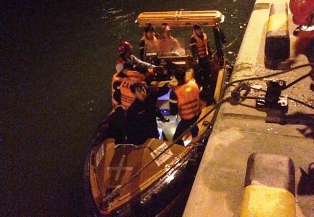 Lực lượng Cảnh sát PCCC Thanh Hóa triển khai công tác tìm kiếm cứu nạn
