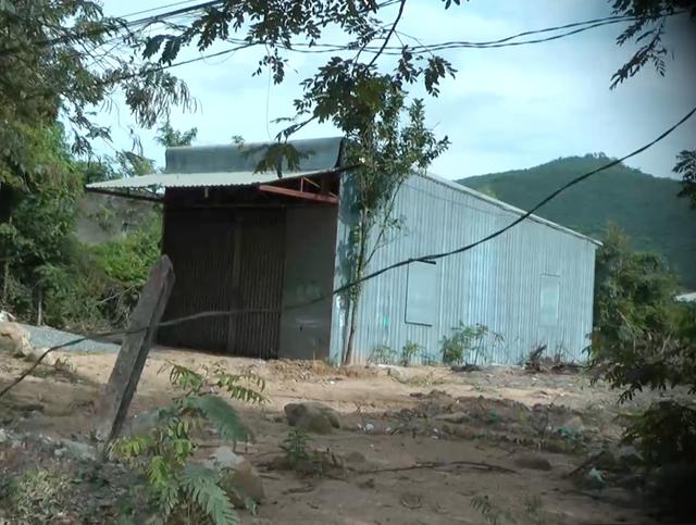 Xưởng tại xã Trà Cổ, huyện Tân Phú, tỉnh Đồng Nai nơi nhóm của Hiếu cho ra lò 1 mẻ lớn gần 200kg ma túy.