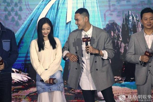 Dương Mịch đẹp đôi bên Nguyễn Kinh Thiên - 14