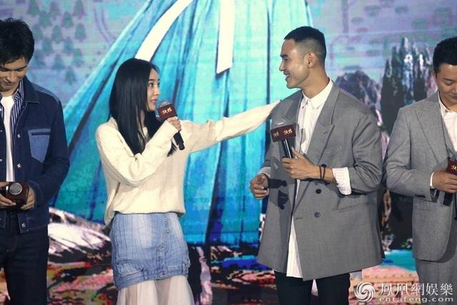 Dương Mịch đẹp đôi bên Nguyễn Kinh Thiên - 13