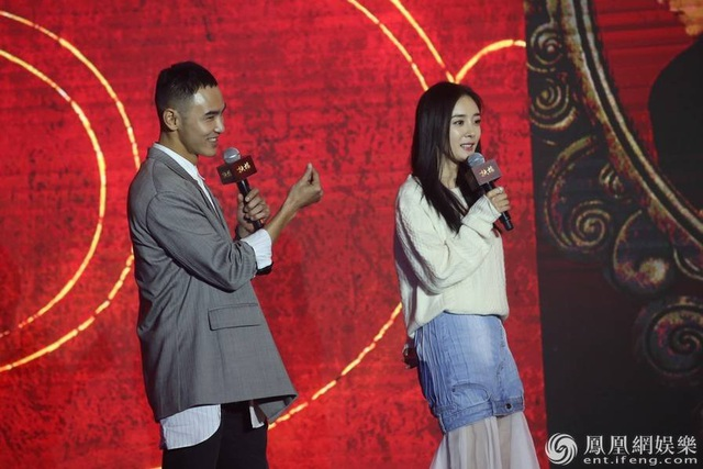 Dương Mịch đẹp đôi bên Nguyễn Kinh Thiên - 11