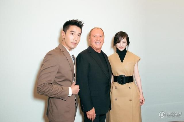 Đầu năm nay, Dương Mịch và Triệu Hựu Đình đã có sự hợp tác ăn ý và tuyệt vời trong bộ phim truyền hình Tam sinh tam thế, một trong những bộ phim được yêu thích nhất của màn ảnh nhỏ Hoa ngữ trong năm 2017.