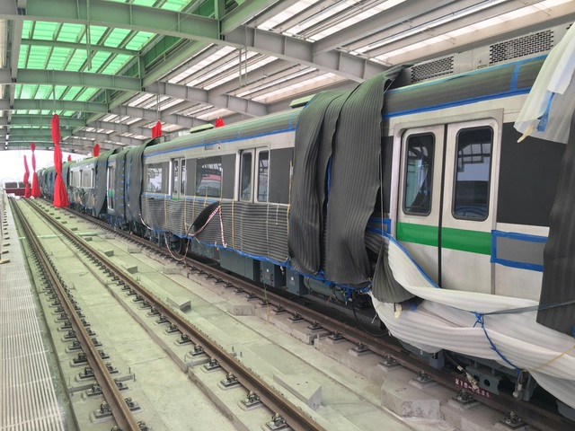 Tổng mức đầu tư Dự án đường sắt Cát Linh - Hà Đông tăng thêm hơn 300 triệu USD so với kế hoạch Dự án ban đầu