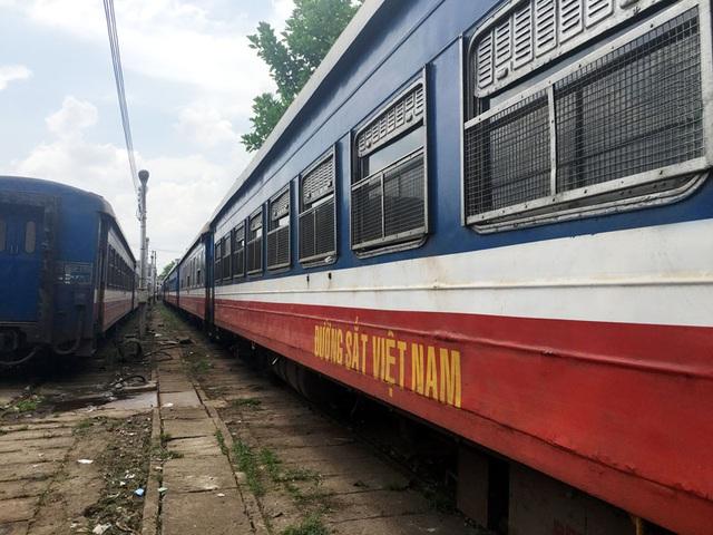 Ngành đường sắt có hoạt động sản xuất kinh doanh ảm đạm suốt nhiều năm qua