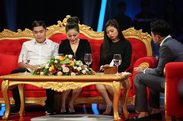 Trong chương trình, Duy Phước - Lê Lộc cũng đã xuất hiện tại chương trình để chia sẻ về câu chuyện gia đình và suy nghĩ của cả hai về cuộc sống khi bố mẹ ly dị.