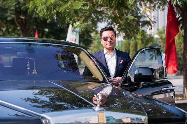 Từ một cậu học trò nghèo khó nay Nguyễn Đức Tuyên đã thành đạt