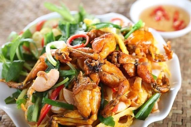 Không chỉ độc đáo về hương vị, các món ăn từ ếch hương có thể chữa bệnh và mang ý nghĩa về văn hóa.