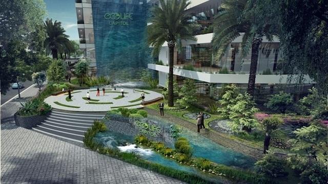 Capital House đã, đang và sẽ xây dựng, vì mục đích hướng đến cuộc sống xanh, sạch và bền vững cho người dân.