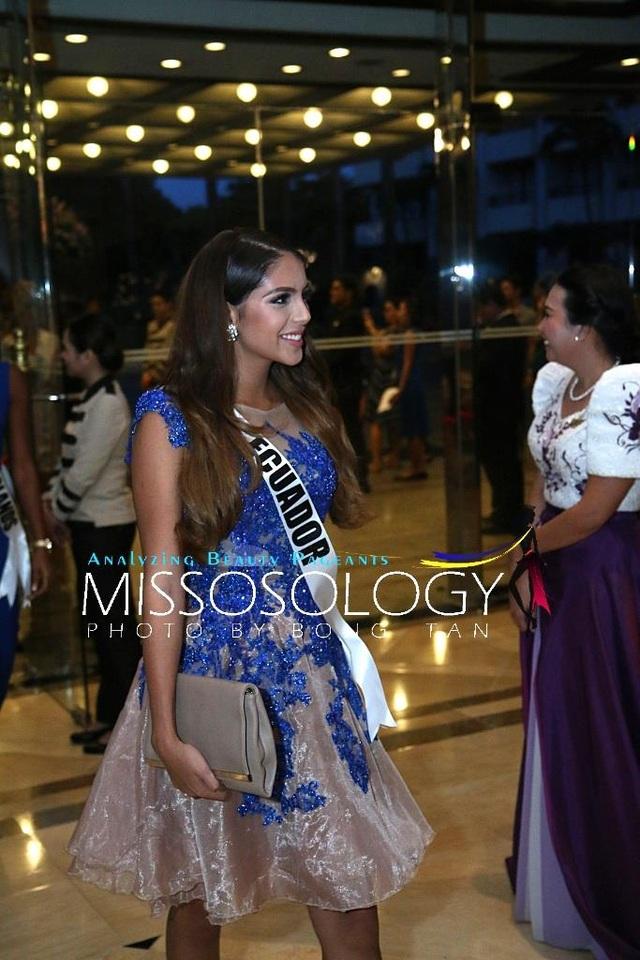 Hoa hậu Ecuador