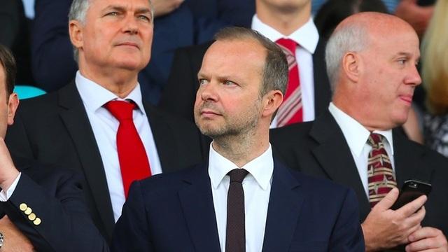 Phó chủ tịch MU - Ed Woodward đã quyết định chi rất mạnh tay cho việc chuyển nhượng trong ba năm gần đây