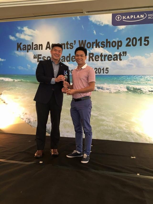 Chương trình học bổng 50% học phí của Kaplan Singapore - 2