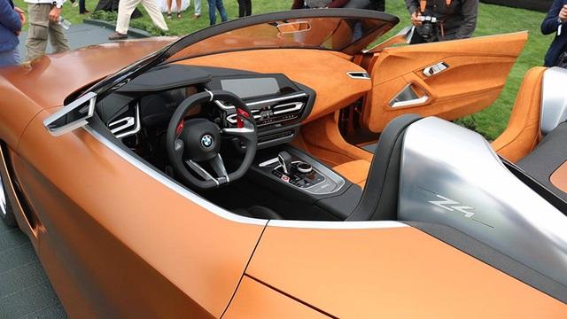 """Có """"họ hàng"""" nhưng BMW Z4 không phải là anh em với Toyota Supra - 11"""