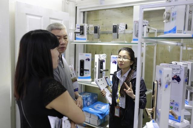 Các thương hiệu khóa điện tử chen chân vào Việt Nam - 3