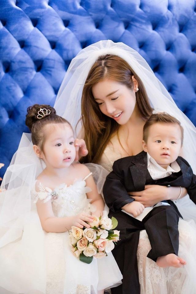"""Elly Trần: """"Các con là món quà quý giá nhất ngày 8/3"""" - 6"""