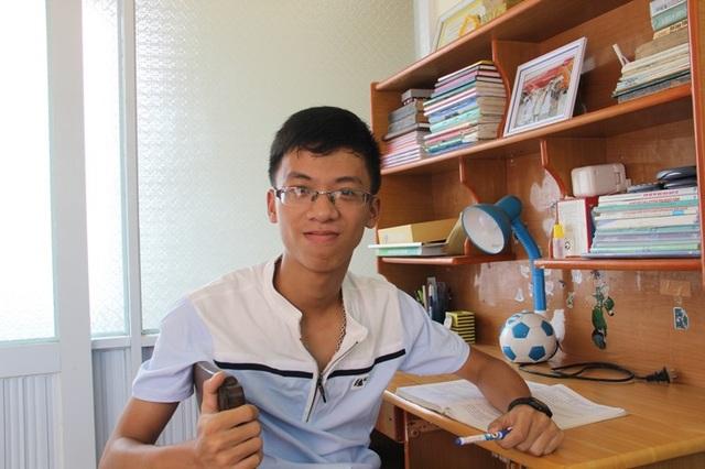 Em Minh chia sẻ về dự định sẽ theo đuổi ước mơ trở thành bác sĩ