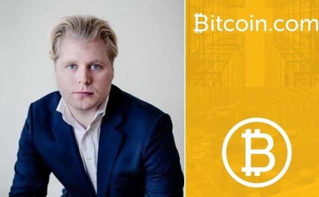Emil Oldenburg, nhà đồng sáng lập trang web bitcoin.com vừa mới bán tất cả số bitcoin nắm giữ.