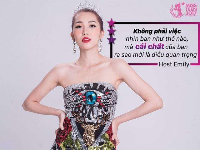 Ca sĩ Emily Nguyễn từng giành giải Miss Teen 2007