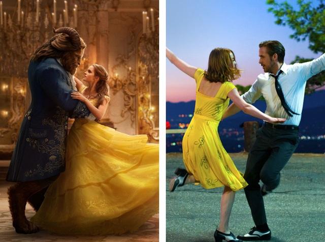 """Emma Watson đã bỏ lỡ vai diễn trong """"La La Land"""" vào tay Emma Stone, bù lại, cô nhận được vai nữ chính trong phim bom tấn của năm 2017 - """"Người đẹp và quái vật"""""""