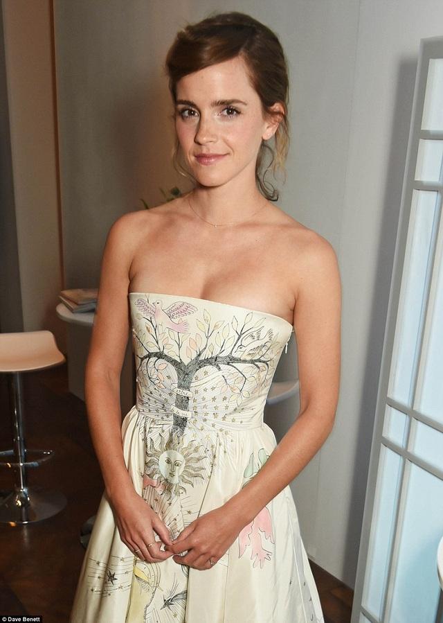 Trong sự kiện còn có ngôi sao của phim Harry Potter - Emma Watson