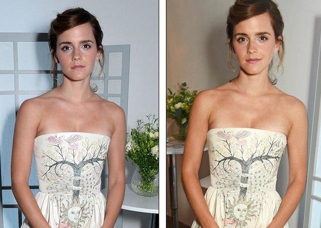 Emma Watson ăn vận điệu đà và trang điểm đơn giản dự sự kiện