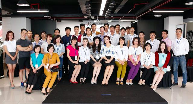 Eurowindow – Công ty duy nhất trong lĩnh vực sản xuất cửa vào Top 100 Nơi làm việc tốt nhất Việt Nam 2016 - 2
