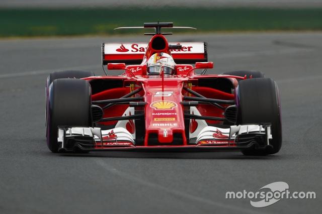 Lewis Hamilton có pole đầu tiên trong mùa giải F1 2017 - 7