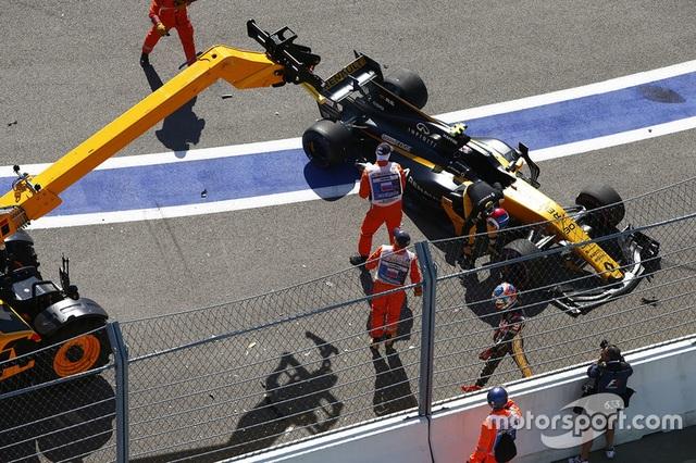 Chặng 4: Valtteri Bottas lần đầu đăng quang tại F1 - 6