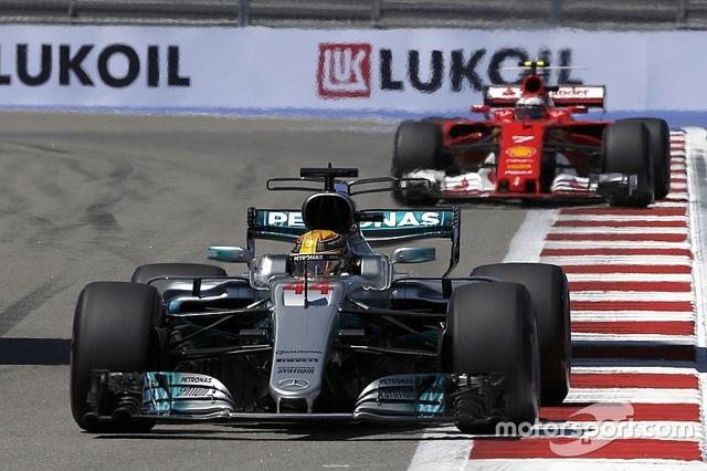 Vettel xuất sắc có pole tại Sochi - 8
