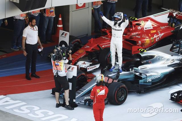 Chặng 4: Valtteri Bottas lần đầu đăng quang tại F1 - 15
