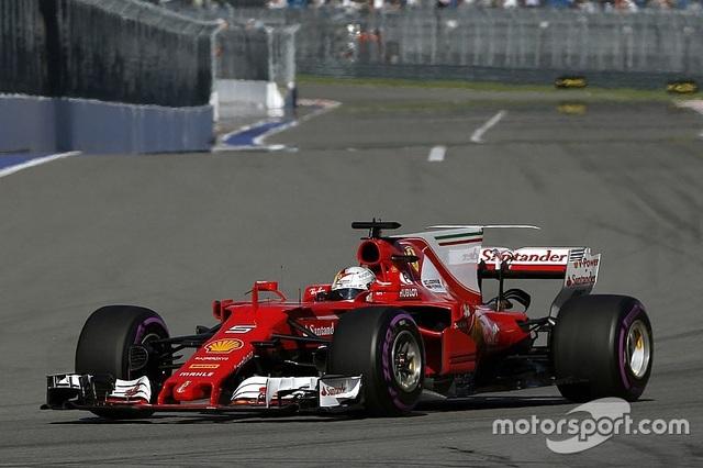 Vettel xuất sắc có pole tại Sochi - 7