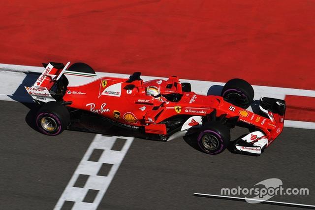Vettel xuất sắc có pole tại Sochi - 12