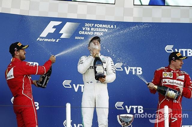 Chặng 4: Valtteri Bottas lần đầu đăng quang tại F1 - 2