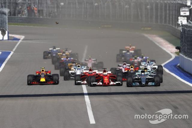 Chặng 4: Valtteri Bottas lần đầu đăng quang tại F1 - 10