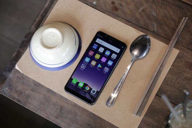 Đánh giá Oppo F5: Đem xu hướng công nghệ mới màn hình tràn và selfie A.I vào sản phẩm - 9