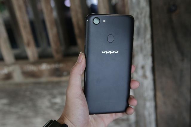 Đánh giá Oppo F5: Đem xu hướng công nghệ mới màn hình tràn và selfie A.I vào sản phẩm - 7