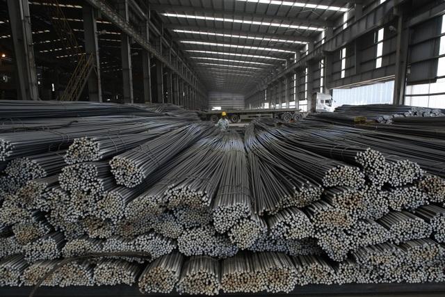 Hòa Phát vẫn duy trì thị phần lớn nhất thị trường thép Việt Nam