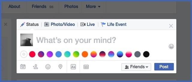 Facebook ghi nhớ gần như tất cả thông tin cá nhân của người dùng! - 1